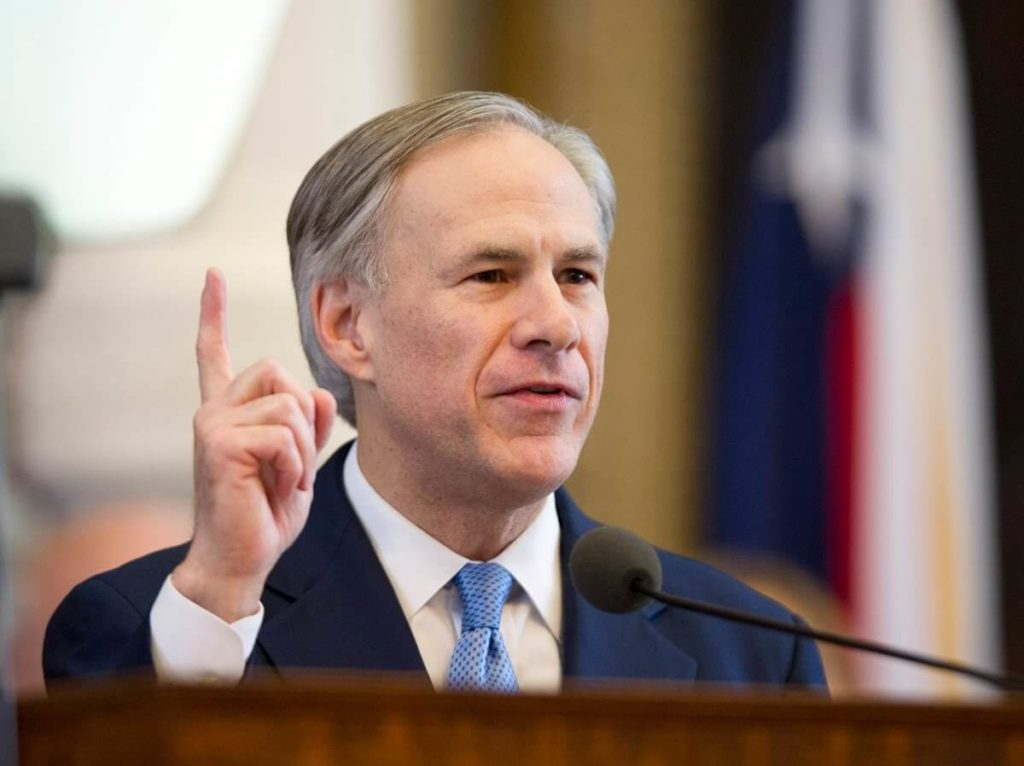 Texas governor takes heat over shooting journalists comments