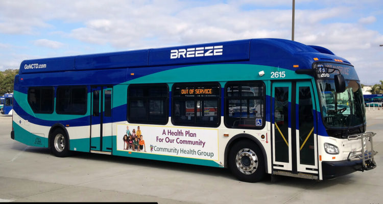 North County Transit District Issues RFP For Lobbying Services